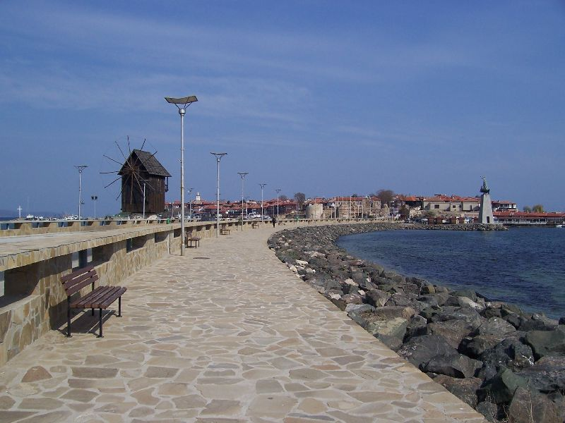 Ancient town of Nesebar