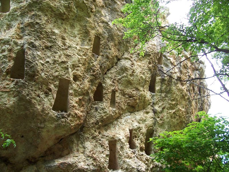 Deaf Stones cult site
