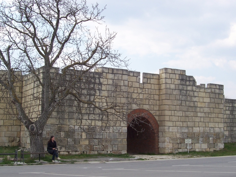 Pliska - 1st Capital of Bulgaria