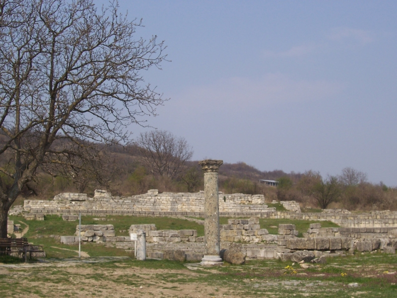 Great Preslav - the 2nd Capital of Bulgaria