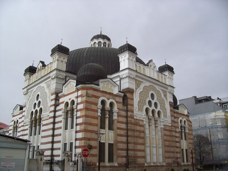 Synagogue in Sofia