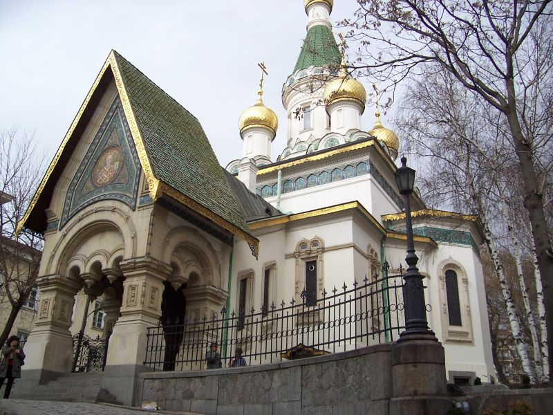 Russian Church of Sveti Nikolay