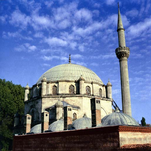 Tombul Mosque