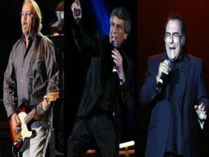 Ал Бано, Умберто Тоци и Тото Котуньо с общ концерт у нас