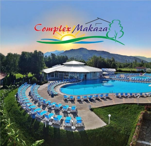 Hotel Complex Makaza