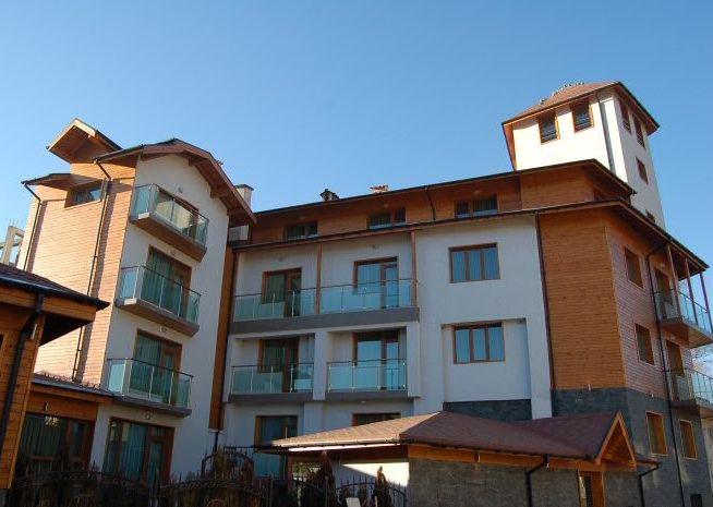 семеен хотел Дана