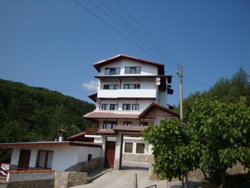 семеен хотел Диана