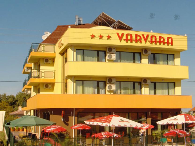 семеен хотел Варвара