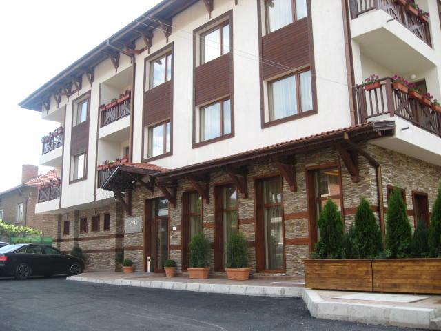 апарт хотел Аквилон Резиденс & СПА