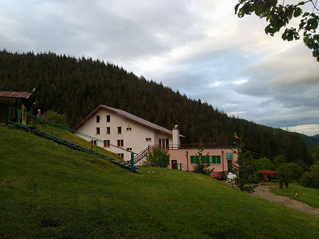 Mountain Hut Izgrev